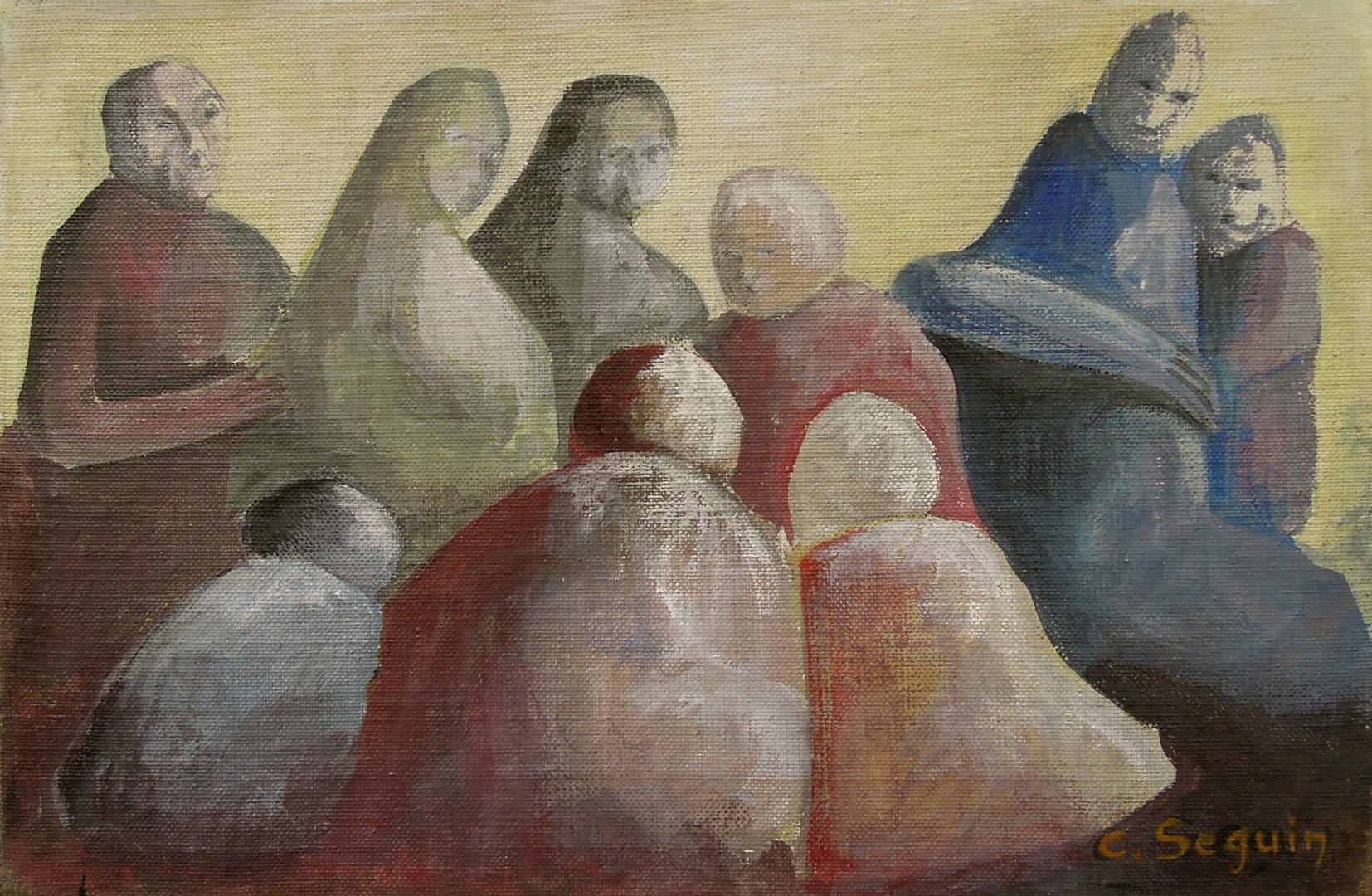 Christiane Seguin - Formes 3