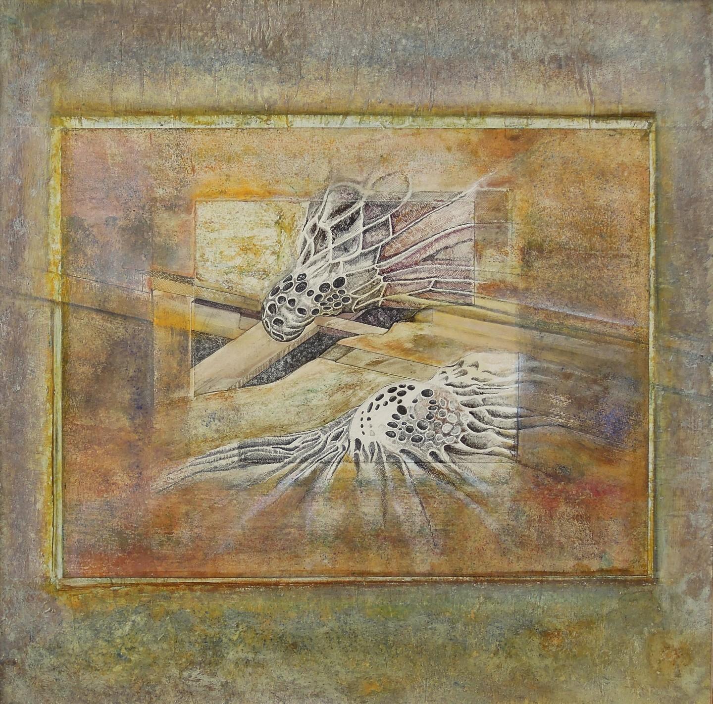 Christiane Seguin - Larve et Structure