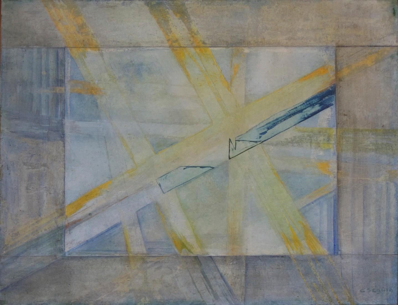 Christiane Seguin - Empreinte Diagonale