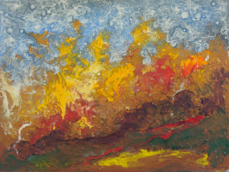 Christiane Seguin - Eruption Vitale