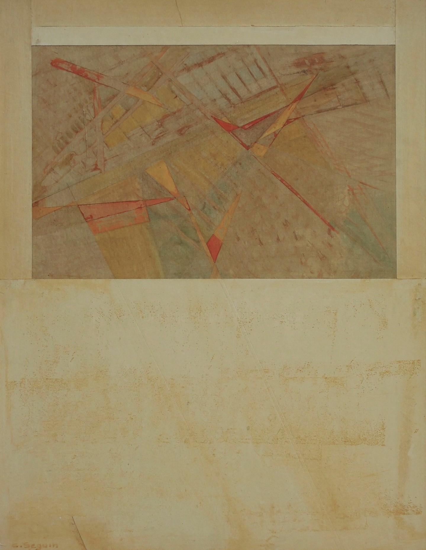 Christiane Seguin - Structures de papier