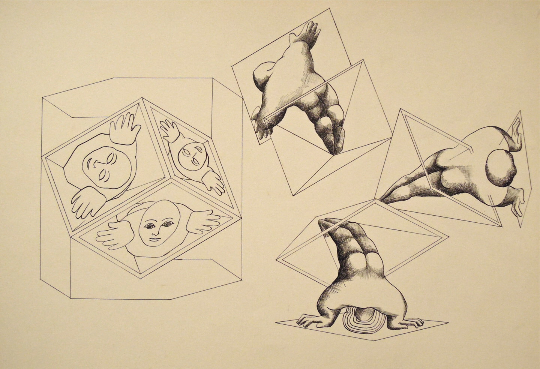 Christiane Seguin - Eclatement Hexagonal