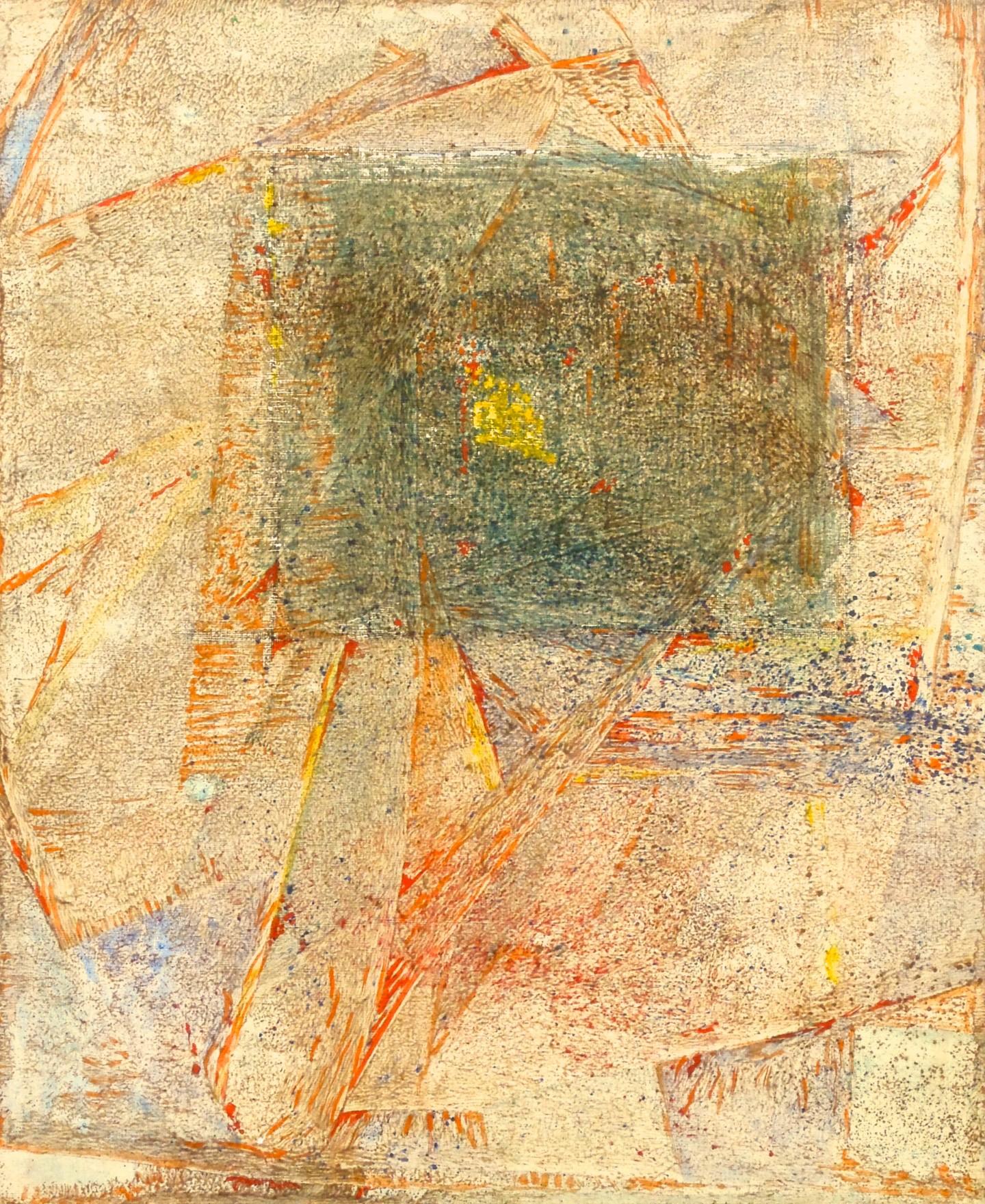 Christiane Seguin - Rayonnement fossile 2