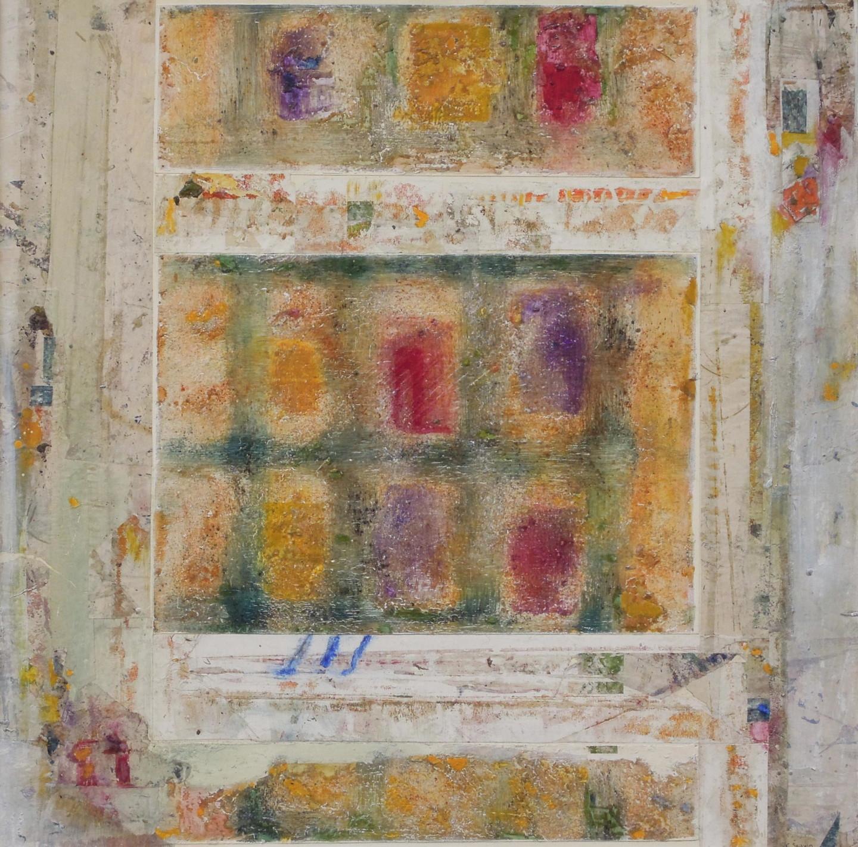 Christiane Seguin - Répétition Symétrie 4