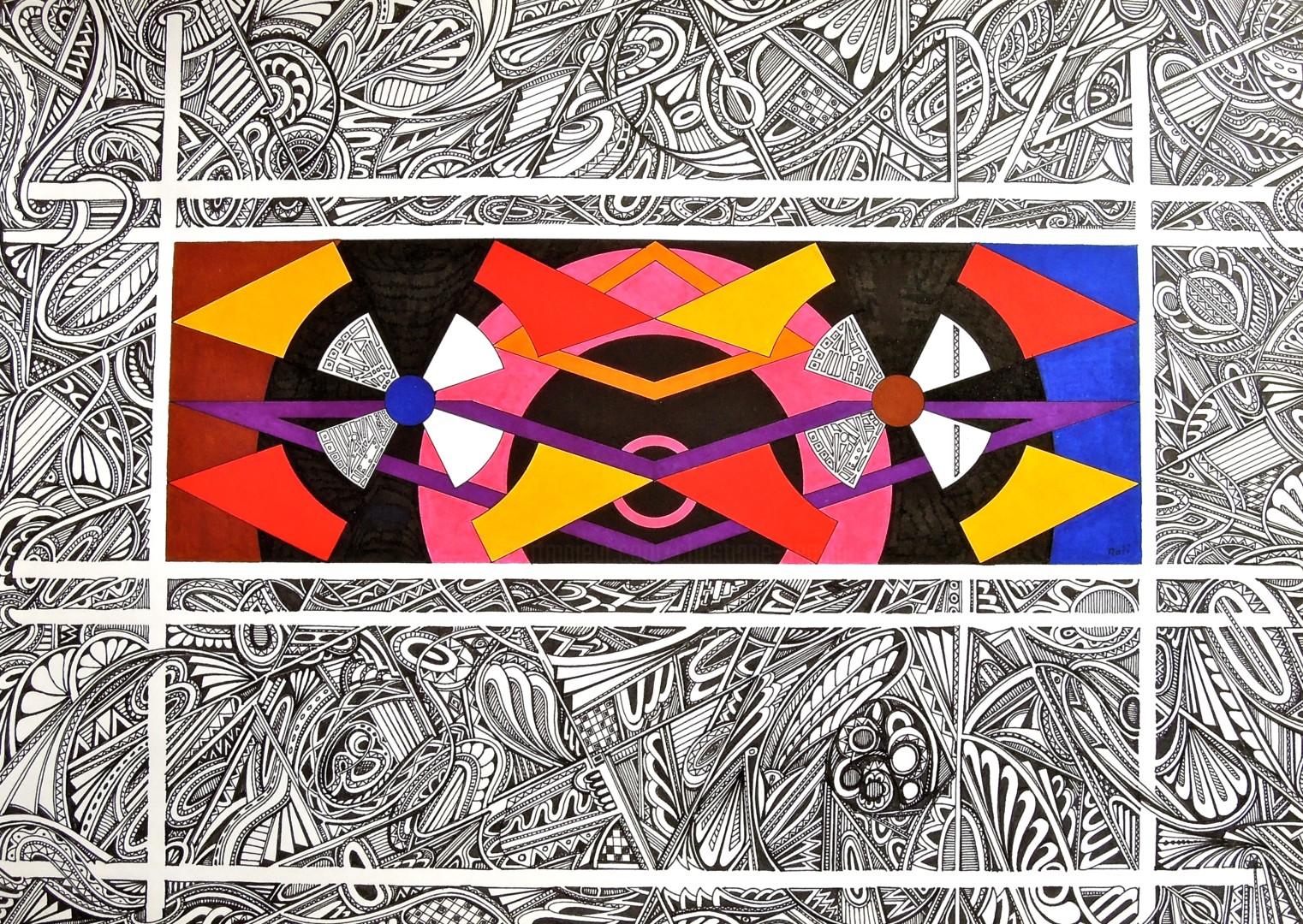 Christiane Seguin - Vent de couleurs