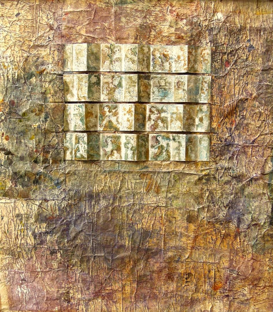 Christiane Seguin - Fenêtre brisée