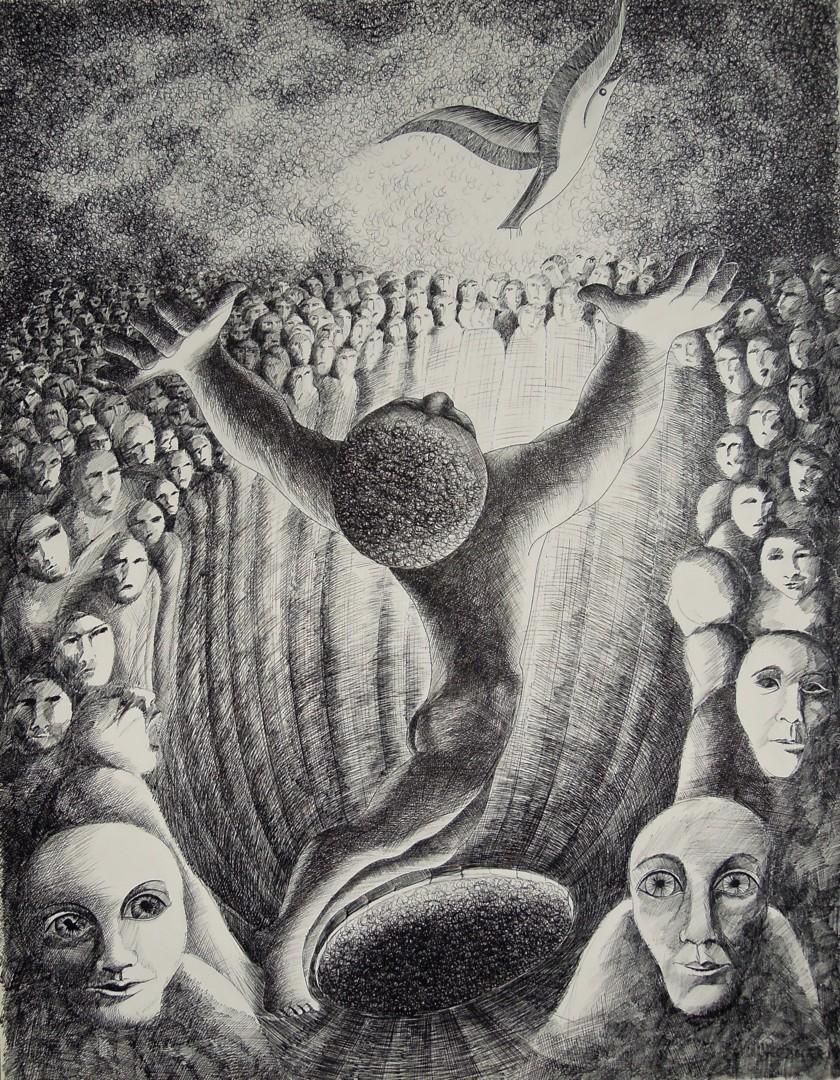 christiane seguin - L'Oiseau